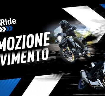 Suzuki DemoRide Tour - Moto Nardi